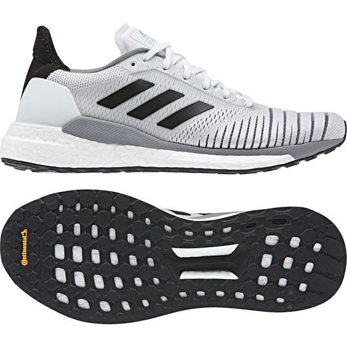 Détails sur adidas Hommes Solar Glide Chaussures Course À Pied Baskets Sport Sneakers Gris