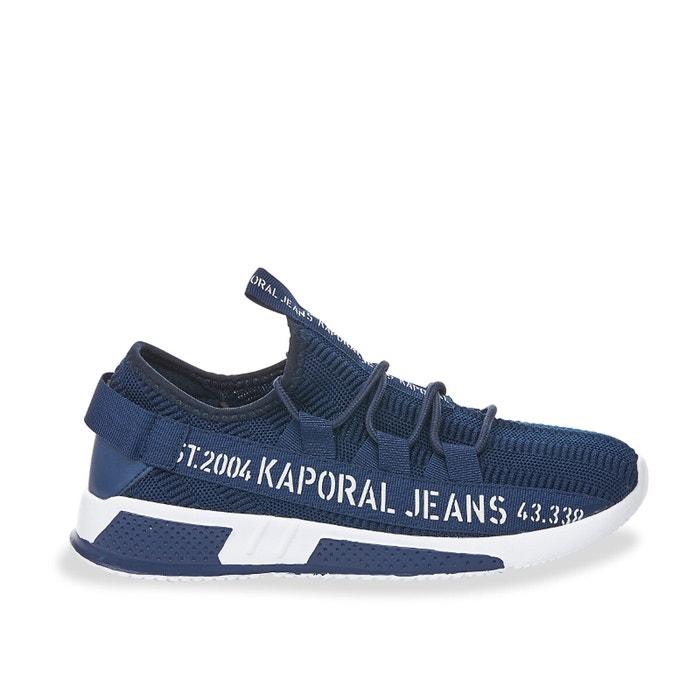 Baskets dofino bleu marine KAPORAL