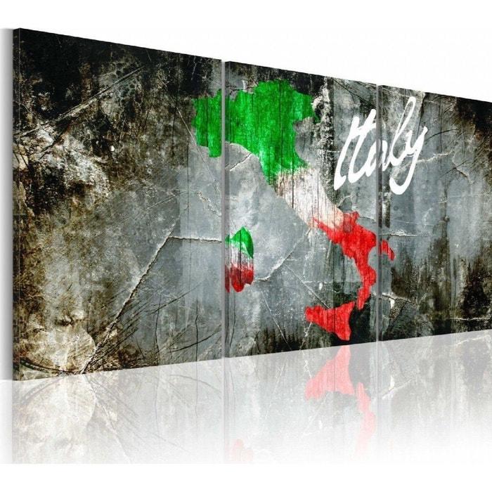 Tableau Italie Pepiniere De Talents Blanc Artgeist La Redoute