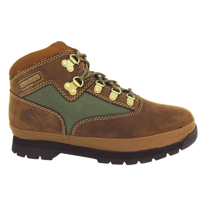Taille Chaussures 9 Imperméables Marche De Timberland Marron