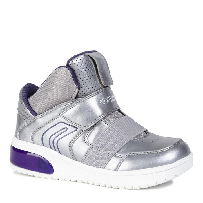 amazing price exquisite design amazon X led high top trainers , grey/purple, Geox | La Redoute