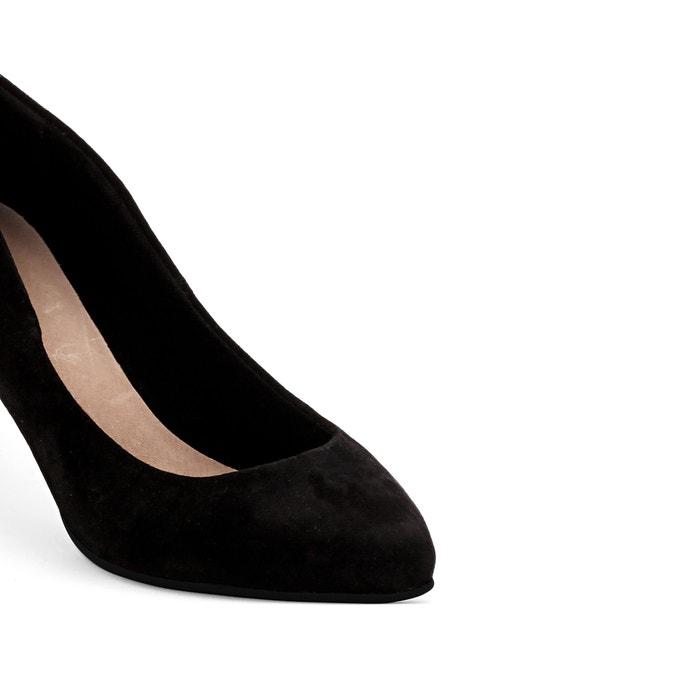 Sapatos, tacão médio, especial pés largos, do 38 ao 45 La