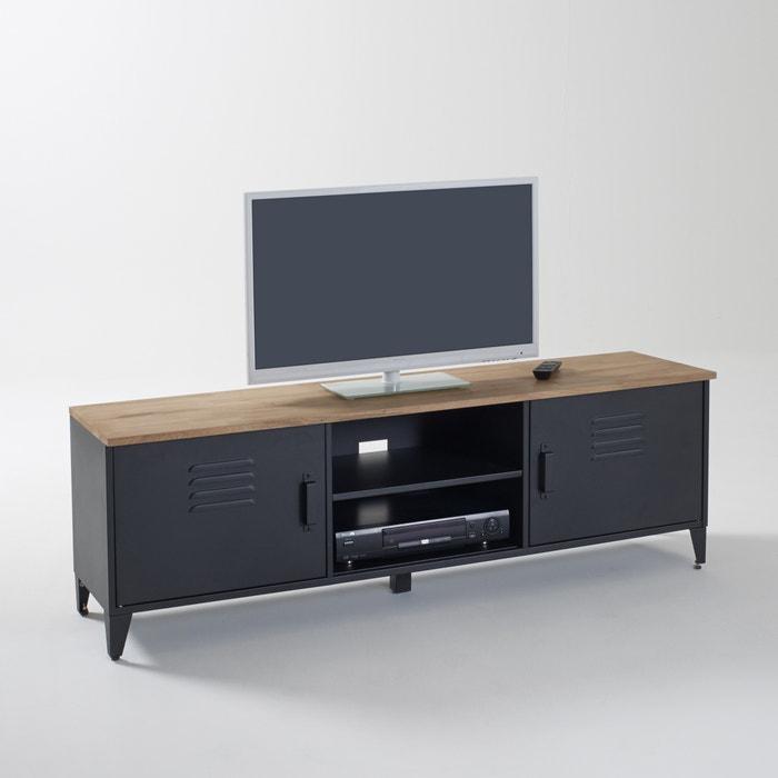 Gamma Tv Meubel.Tv Meubel Hiba Zwart La Redoute Interieurs La Redoute