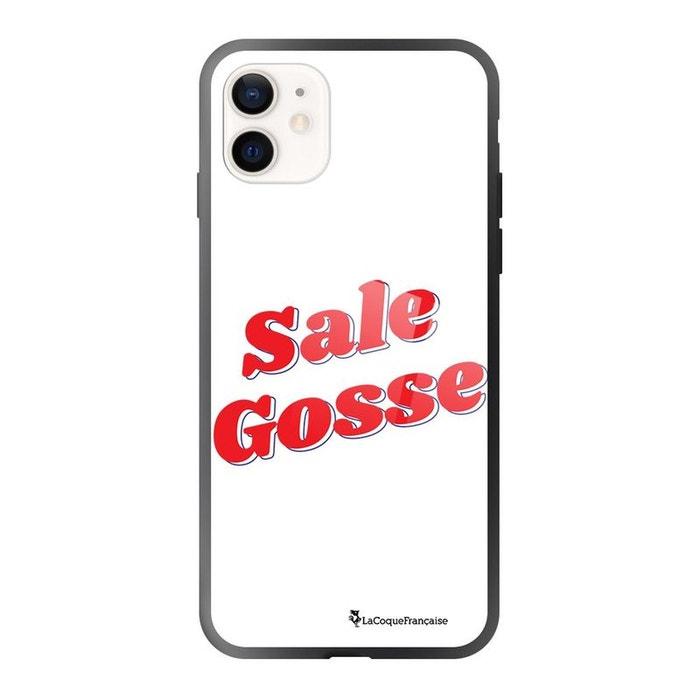 Coque iphone 12 mini sale gosse rouge La Coque Francaise   La Redoute