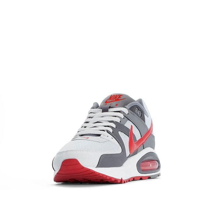 Sapatilhas air max command cinzentovermelho Nike | La Redoute