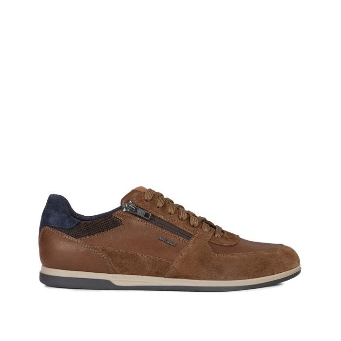 am besten bewertet neuesten exklusives Sortiment klassische Schuhe Renan trainers , cognac, Geox | La Redoute