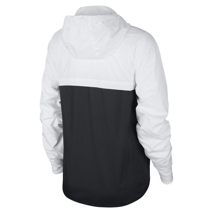 Zweifarbiger Windbreaker Windrunner Jacket, Kapuze