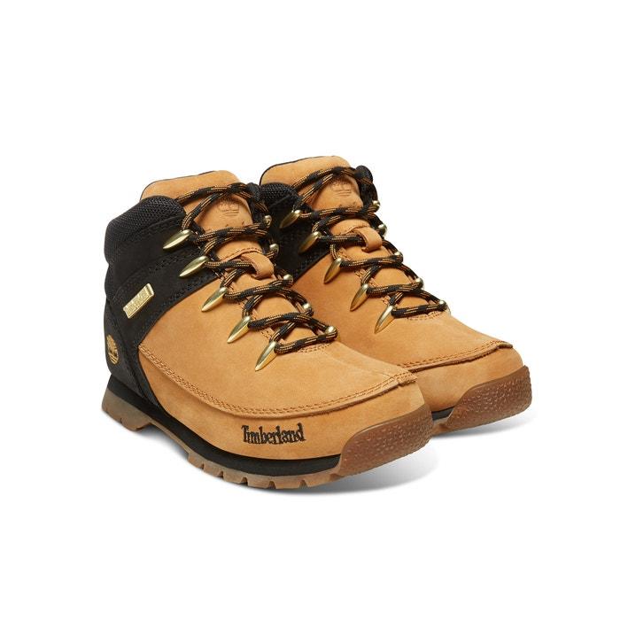 Leren boots euro sprint hiker honing Timberland | La Redoute