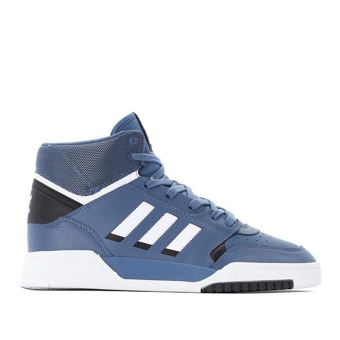 Baskets montantes drop step Adidas Originals marine   La Redoute