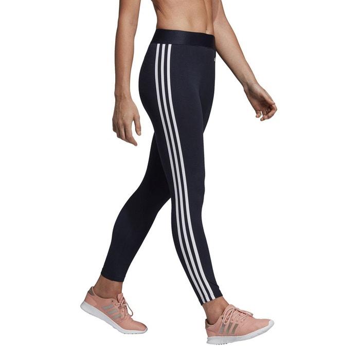Legging sport essential 3 stripes marine Adidas Performance