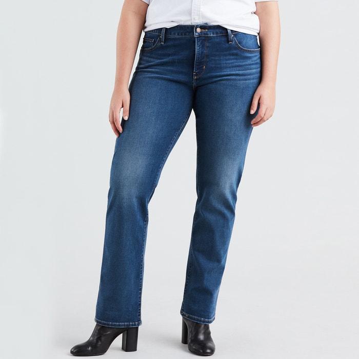 Jeans de mulher Levi's 314 shaping straight · Moda e
