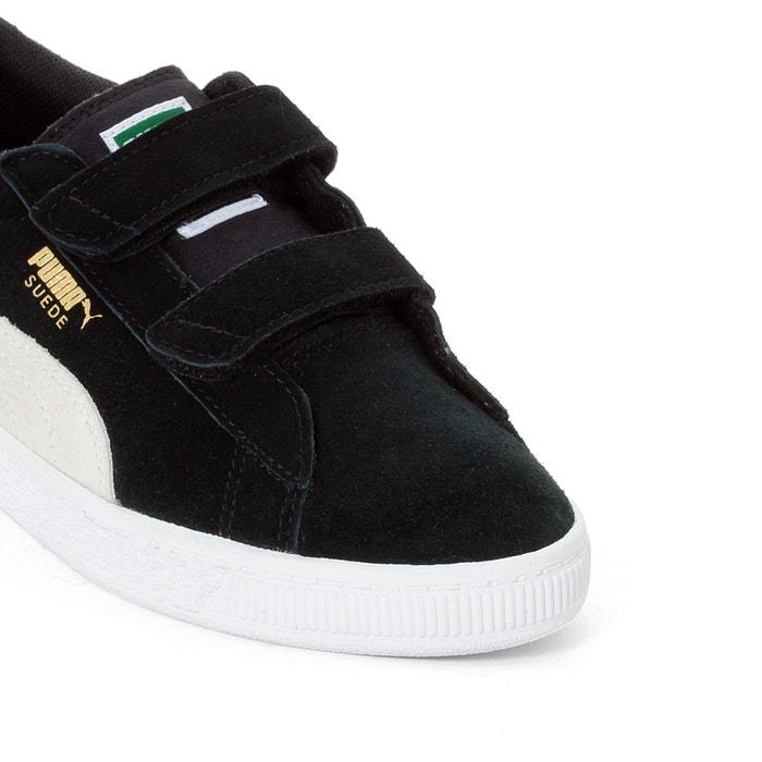 Baskets scratch ps suede 2 straps noirblanc Puma | La Redoute