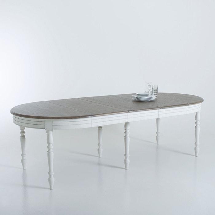 Table Redoute 12 à allonges à à couvertseulali La manger 4 hrtsQdCx
