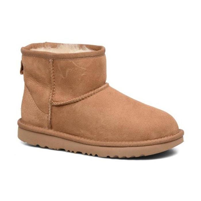 Boots fourrées classic mini ii Ugg | La Redoute