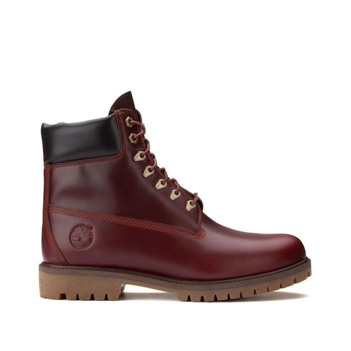 Boots en cuir 6 Inch Premium Boot