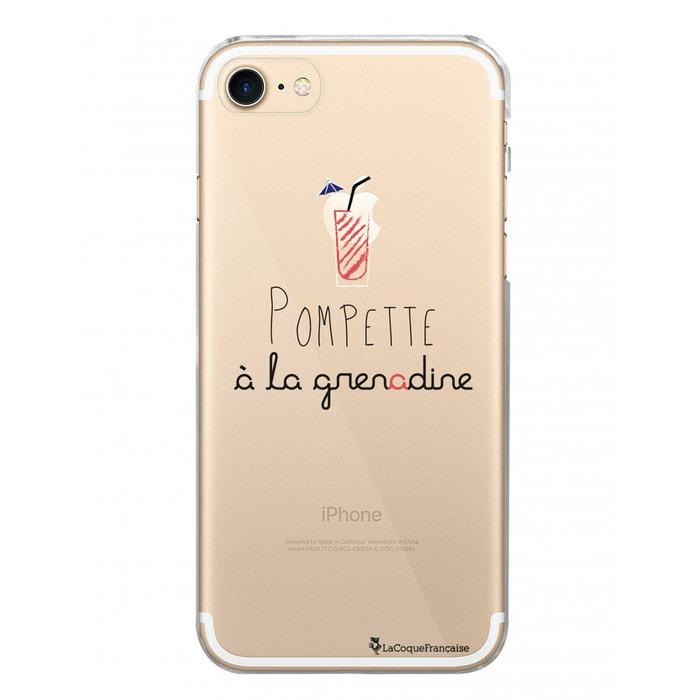 coque iphone 7 rigide transparente