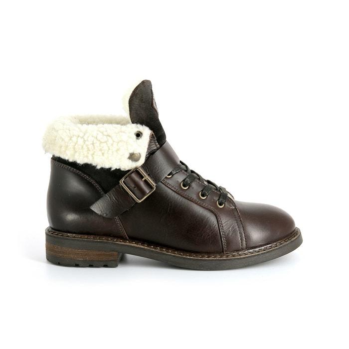 Palladium Pampa Baggy Little Kid/'s Canvas Boots 100/% authentic black