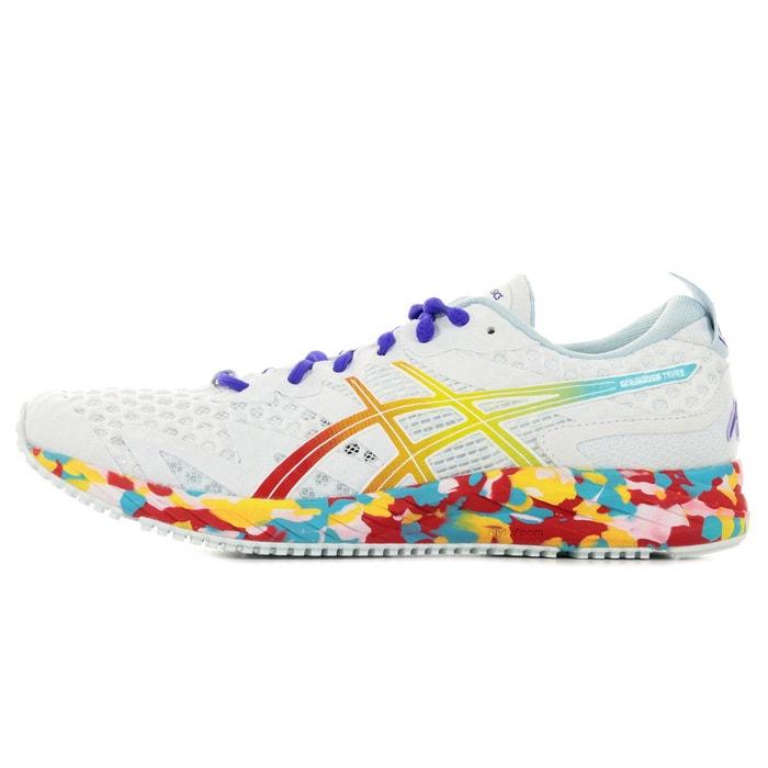 Chaussures de running gel noosa tri 12 blanc Asics   La Redoute