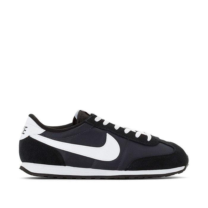 Baskets à lacets mach runner noirblanc Nike | La Redoute
