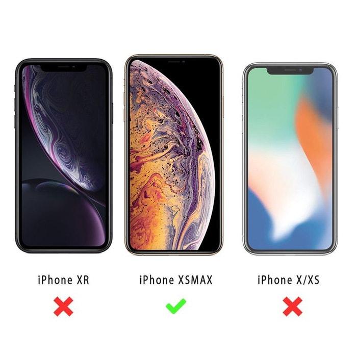 Coque iphone xs max souple silicone transparente silhouette femme ...