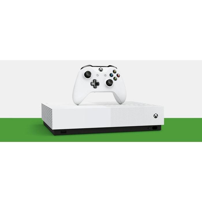 Supprimer Carte Bancaire Xbox 360.Console Xbox One S Xbox One S 1to All Digital Microsoft La