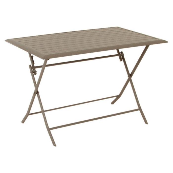 Table pliante azua - 4 places Hesperide | La Redoute