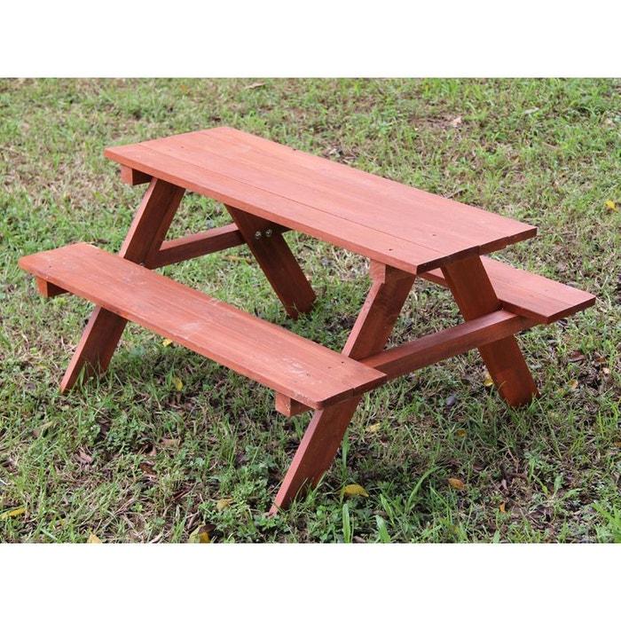 Table de jardin enfant \