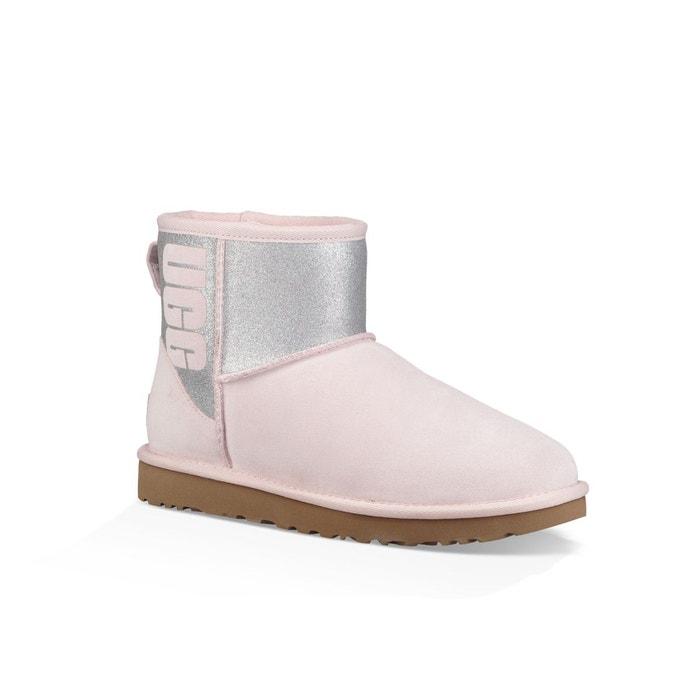 Boots classic mini ugg sparkle rose Ugg | La Redoute