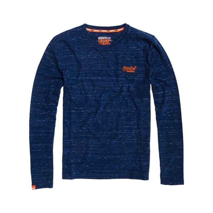 Camisola de mangas compridas, Orange label