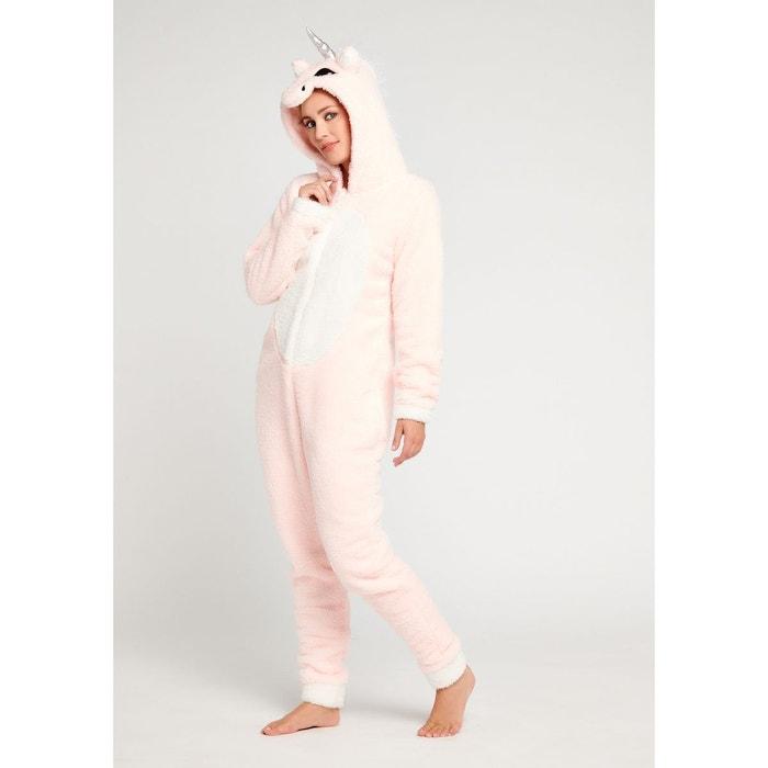 mignon pas cher nouveau style de vie nouvelle arrivée Combinaison pyjama 'licorne' rose Lolaliza   La Redoute