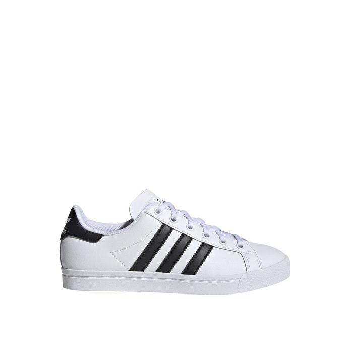 adidas Boys Coast Star WhiteGrey