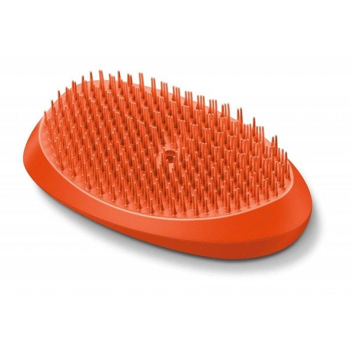 OrangeJaune HT 10 Brosse à cheveux ionique