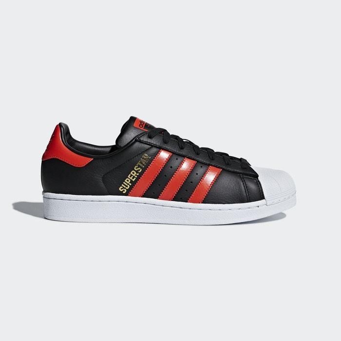 Chaussure sst noir Adidas Originals | La Redoute