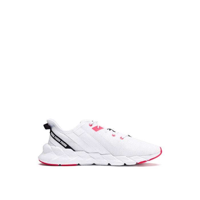 Sneakers weave xt shift weissrosa Puma | La Redoute