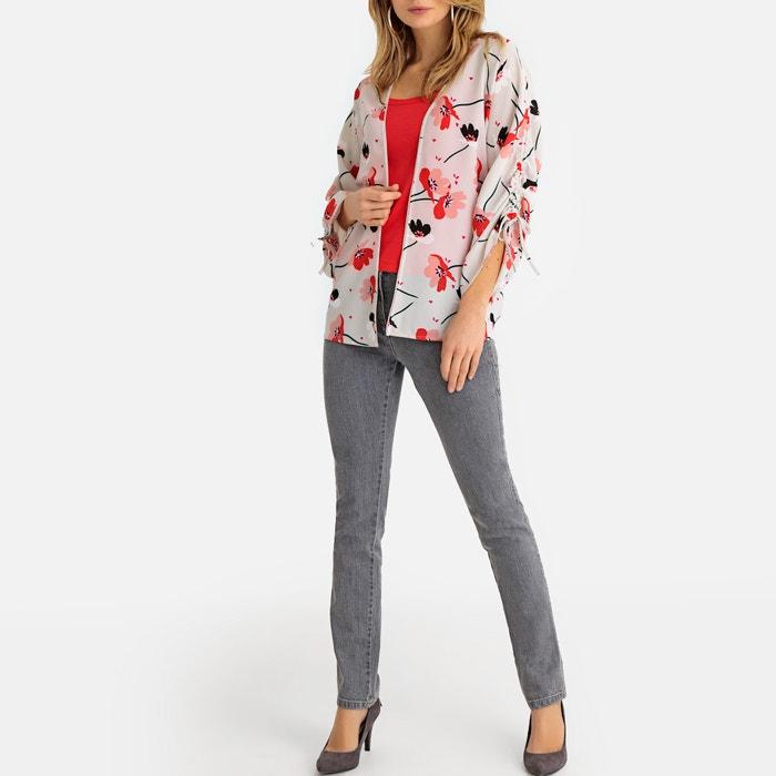 Casaco Estampado Floral | DMS Boutique