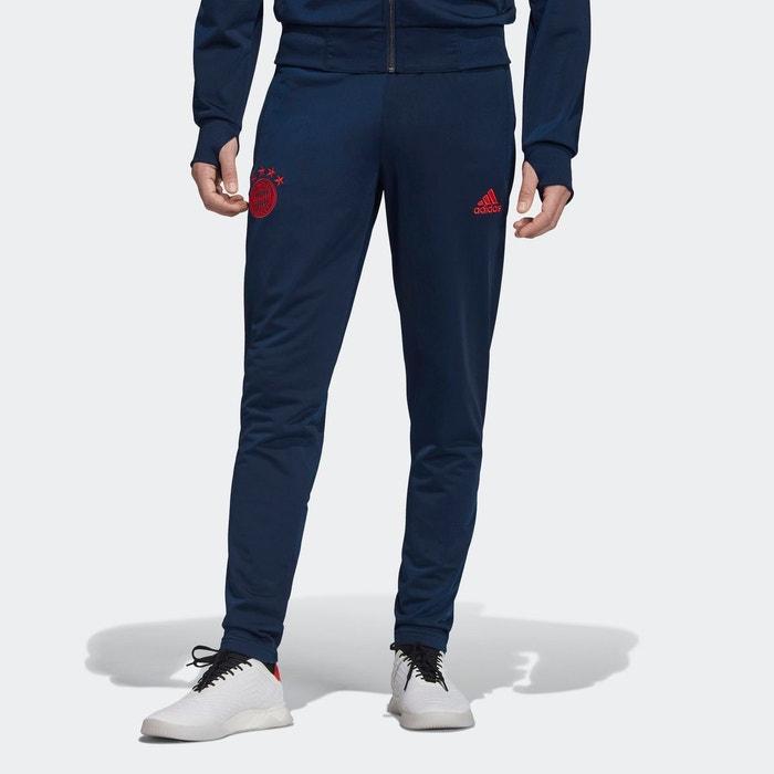 Pantalon fc bayern icon bleu Adidas Performance | La Redoute