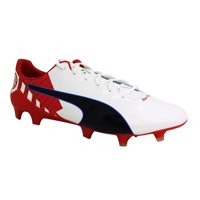 Chaussures football evospeed 17 sl s fg griezmann blanc Puma