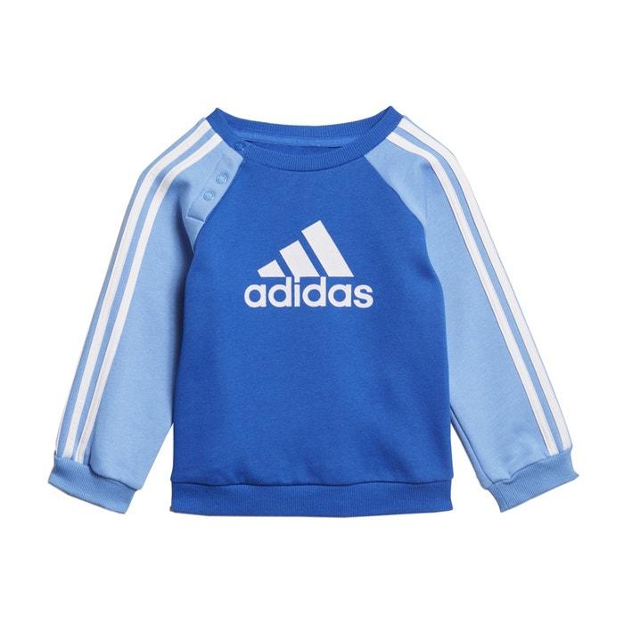 Chándal 3 meses 4 años azulgris Adidas Performance | La