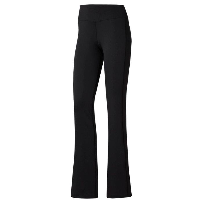Pantalon loose, large noir Reebok La Redoute  La Redoute