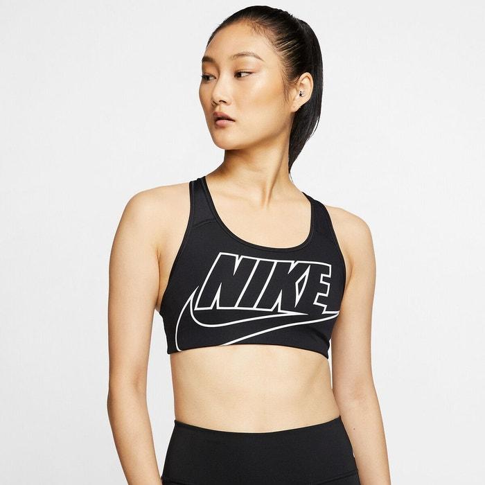Brassière Nike Swoosh Futura maintien normal