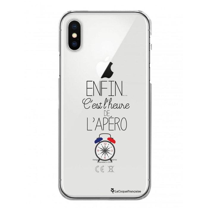 coque iphone xs unique