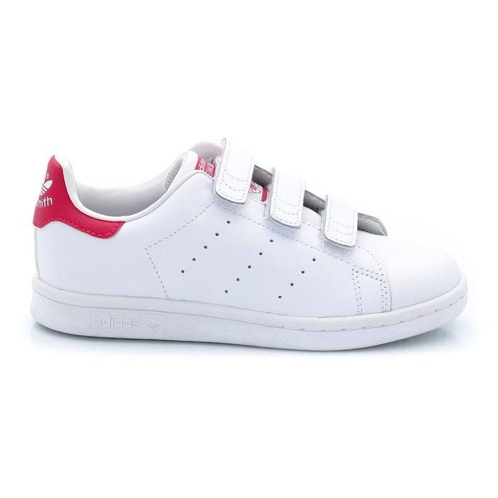 Baskets stan smith Adidas Originals blancrose | La Redoute