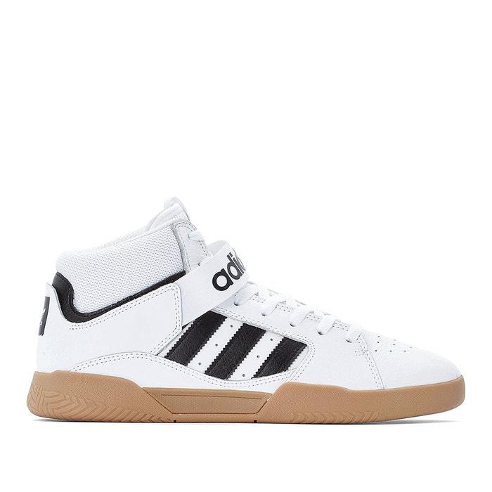 Baskets montantes cuir vrx blanc Adidas Performance | La Redoute