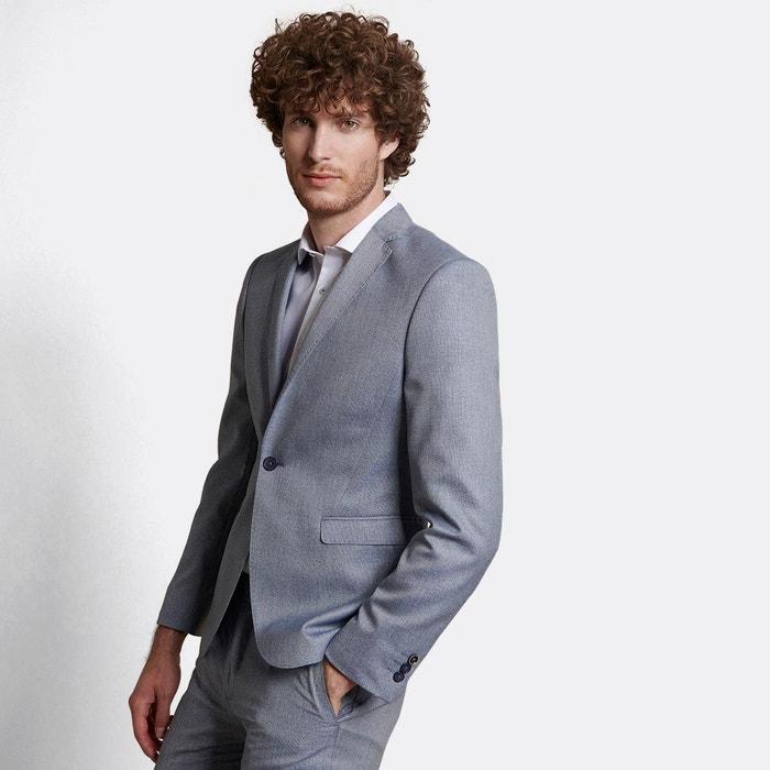 Veste de costume homme bleu clair Devred | La Redoute