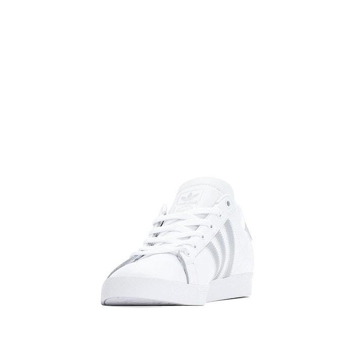 Sapatilhas em pele, coast star branco Adidas Originals | La