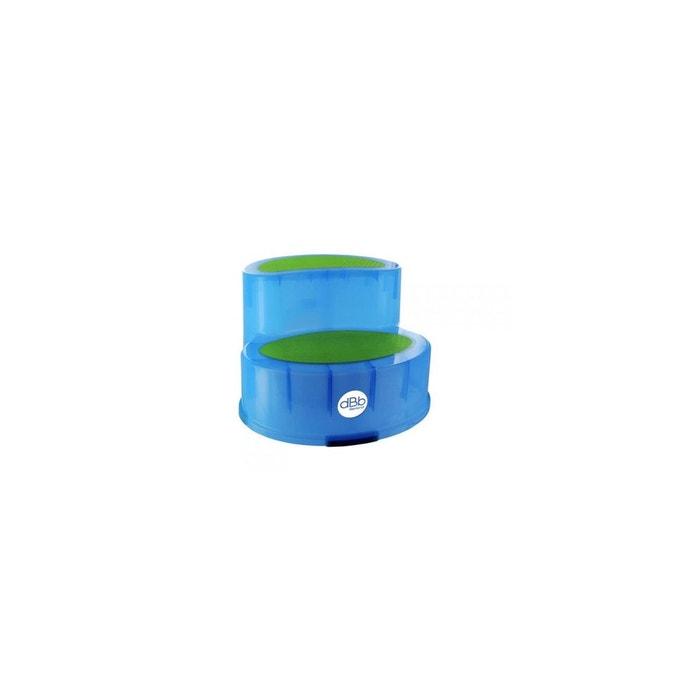 Antid/érapant dBb Remond Marche-Pied Turquoise Translucide