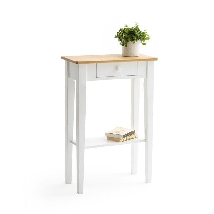 Alvina Small Solid Pine Console Table