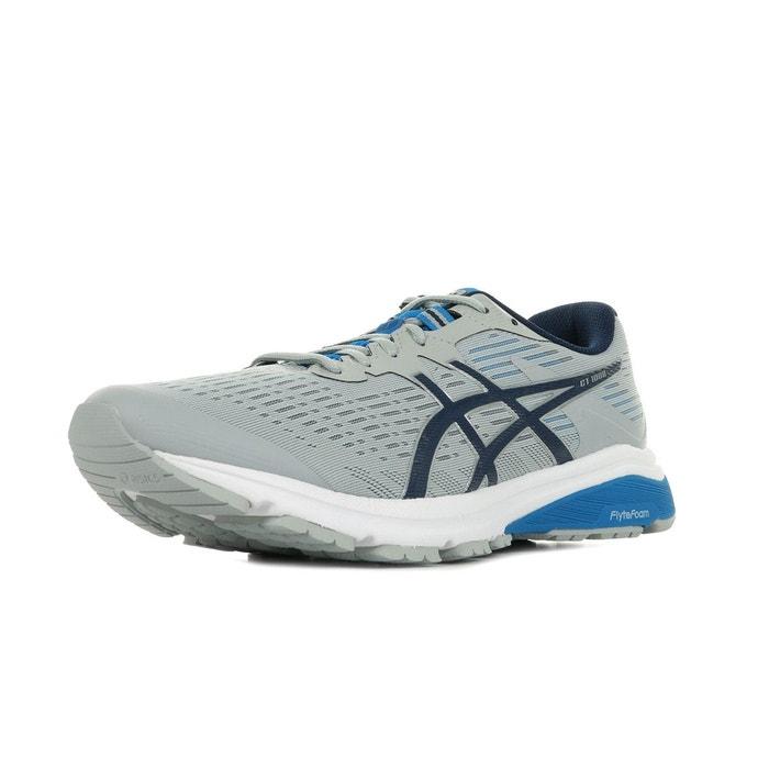 Chaussures de running gt 1000 8 grisbleu marine Asics   La