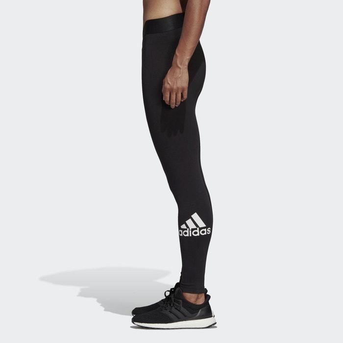 Legging athletics sport id du0005 Adidas Performance noir