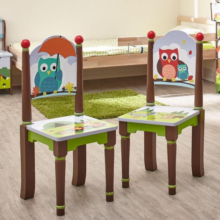 Fantasy Fields par Teamson Chaises pour enfant